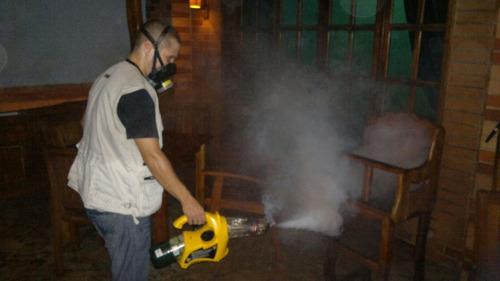 fumigacion y limpieza vasca c.a en puerto cabello