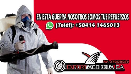 fumigacion,control de plagas,desinfección,saneamiento.tanque