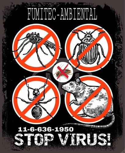 fumigacion,definitiva de cucarachas, ratas y toda plaga