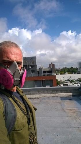fumigaciones cero plagas garantia real.