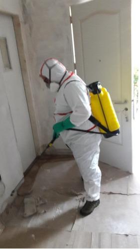 fumigaciones chucarachas pulgas avejas fumigacion en general