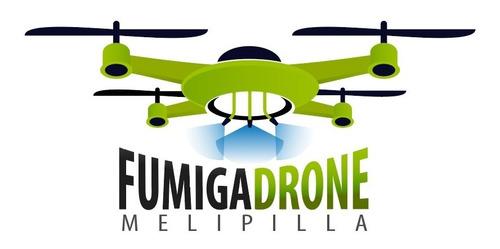 fumigaciones con drone