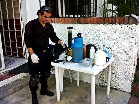 fumigaciones contra plagas comercios ,hogares,gran caracas