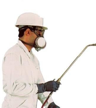 fumigaciones control de plagas $30.000 hasta 100m2