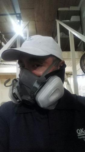 fumigaciones cucarachas ratas zona sur y caba certificados