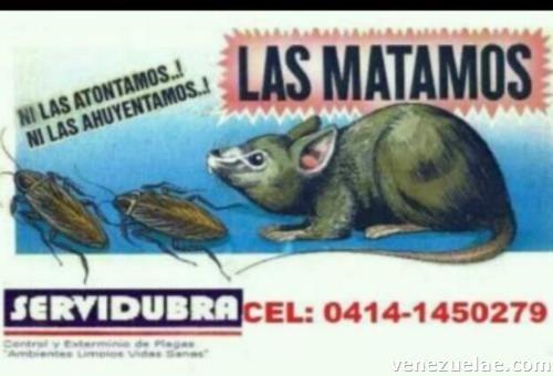 fumigaciones en valencia, naguanagua, san diego, guacara