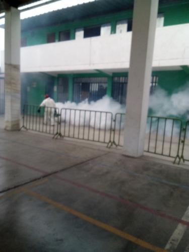 fumigaciones y limpieza de tanques de agua 995079111