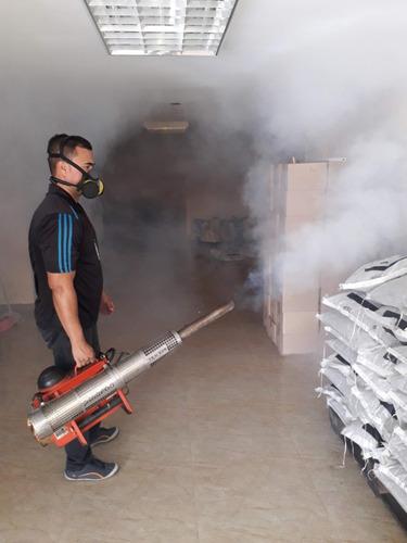 fumigaciones y plomeria fumiploven