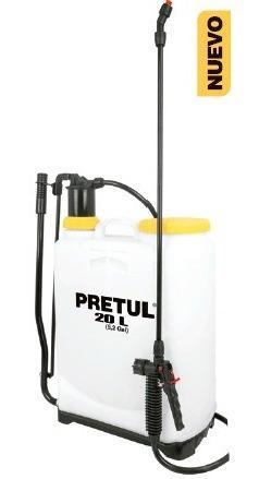 fumigador de mochila 20 l pretul jardin aspersor - 24588