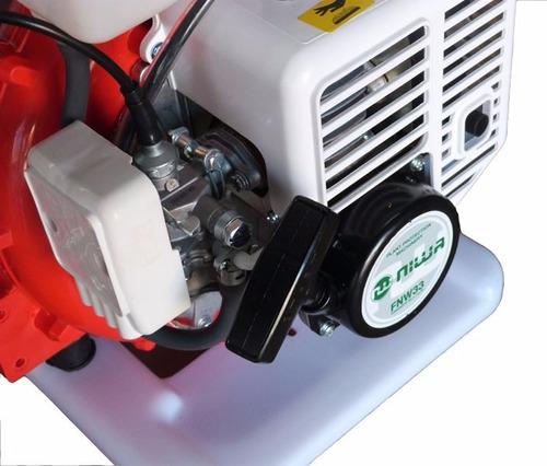 fumigador pulverizador a nafta niwa fnw33 33c.c. 11lts