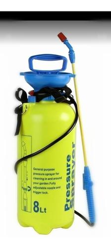 fumigador pulverizador manual de 8 litros