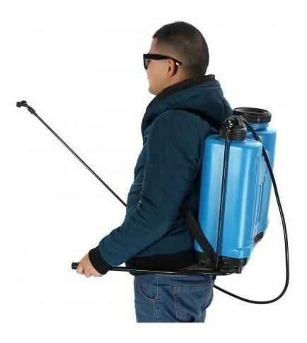 fumigador pulverizador mochila 16 litros kld profesional