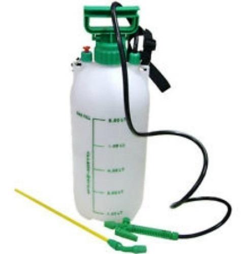 fumigadora 5 litros bomba plantas pequeñas