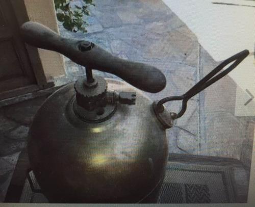 fumigadora antigua