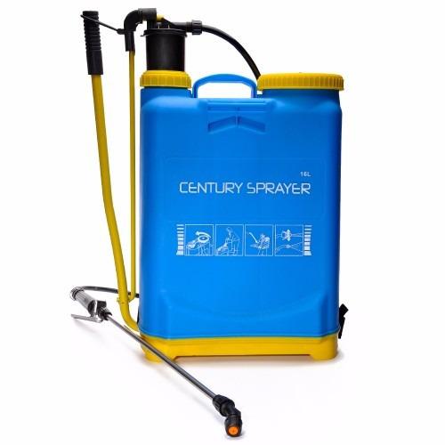 fumigadora bomba manual 20 lt pesticida herbicida abonos