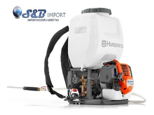 fumigadora d mochila husqvarna 321s15 /0,93hp 500psi  25,4cc