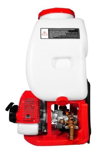 fumigadora de espalda a gasolina 1.5hp ktc