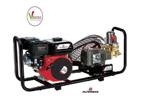 fumigadora estacionaria 22 lts 6.5 hp