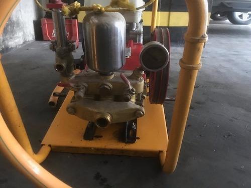 fumigadora estacionaria marca domosa 5.5hp