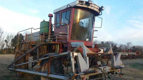 fumigadora hidrostática motor cummins 160 hp a reparar.