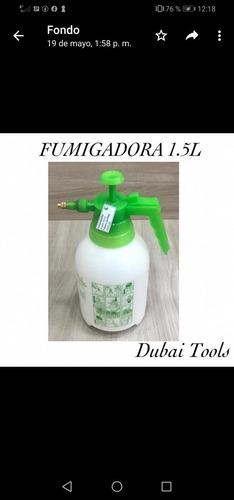 fumigadora manual de 1.5 y 2 litros muy baratas a 30