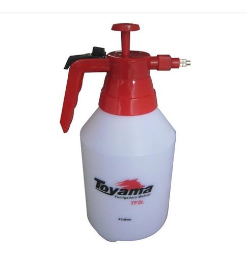 fumigadora manual toyama 2 litros, 12vrdes