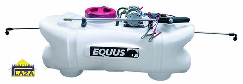 fumigadora pulverizadora equus 60 lts. para cuatri o tractor