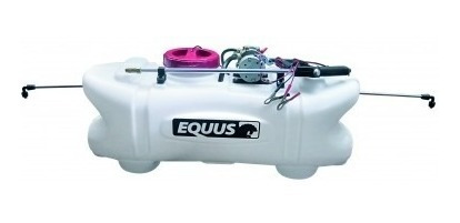 fumigadora pulverizadora equus 60l p/ cuatriciclo o tractor