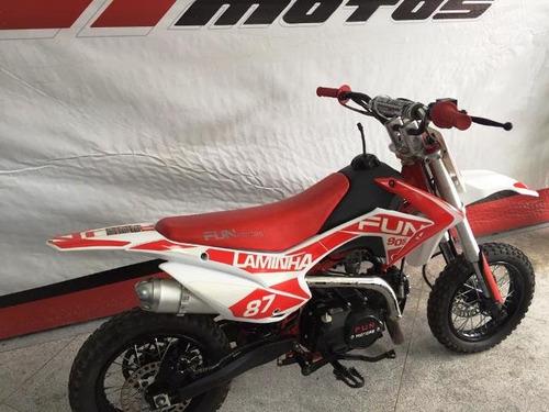 fun 90 cc vermelha 2018