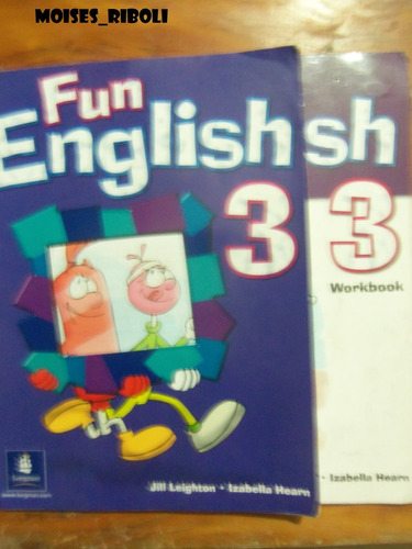 fun english 3 workbook longman - b8