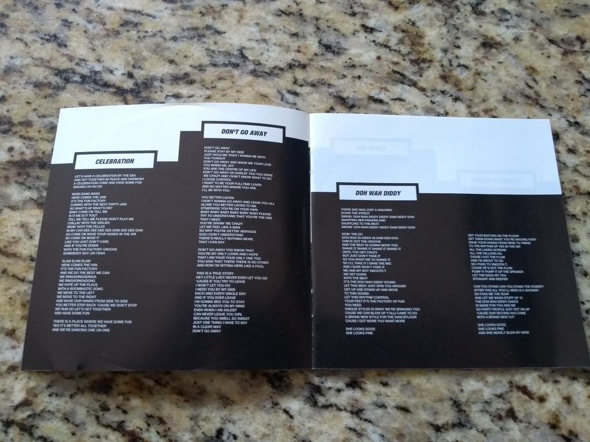 Fun factory cd importado alemo all their best r 12000 em carregando zoom ccuart Images