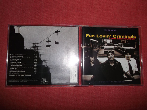 fun lovin' criminals come find yourself cd usa ed 1996 mdisk