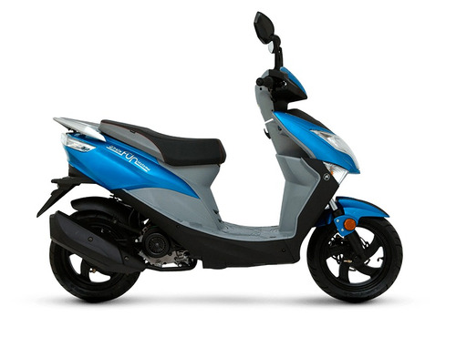 fun motomel scooter strato