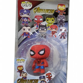Pop Niños Fun Accion Spider Man Juguete WHD2EI9