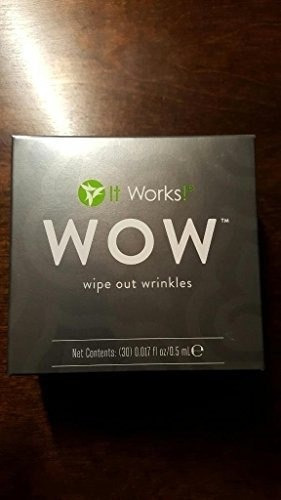 ¡funciona! wow wipe out wrinkles 45 second fine line elimi