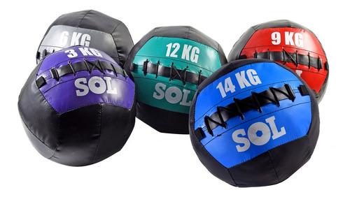 funcional medicine ball fitness