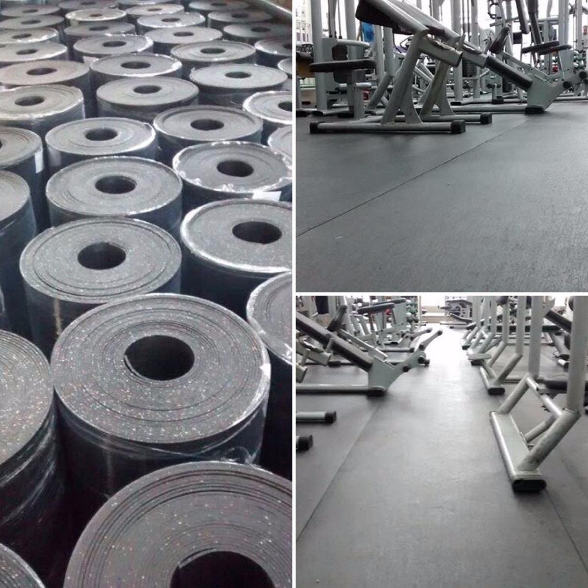Funcional Studio Pilates Academia Piso Borracha Tapete R 56 00 Em  -> Tapete Para Sala De Pilates