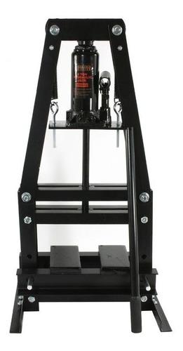 funcional taladro de columna black bull 6 ton a-frame