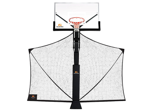 funcional y práctica red para protección basketball goalrila