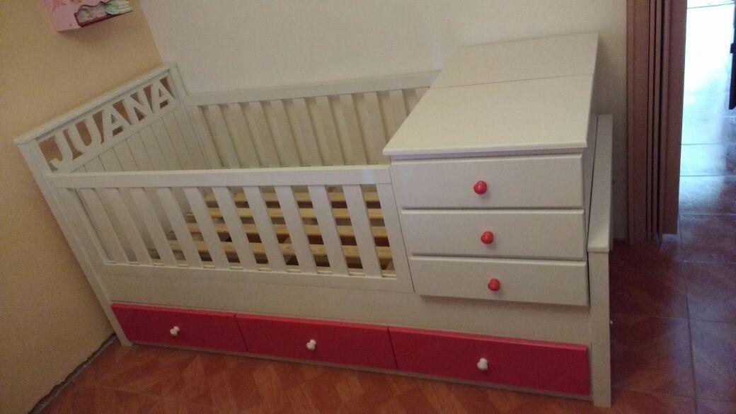 Asombroso Bany Muebles Cunas Ornamento - Muebles Para Ideas de ...