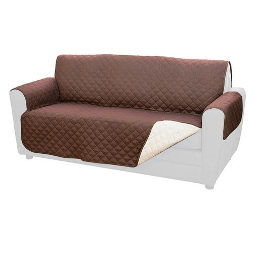funda 2 plazas cuerpo protectora reversible para sofa sillon
