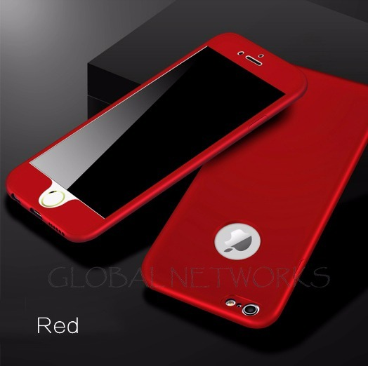 carcasas 360 iphone 6splus