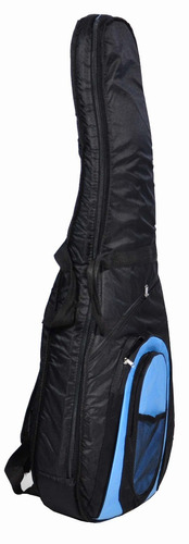 funda acolchada premium  guitarra acustica tipo mochila