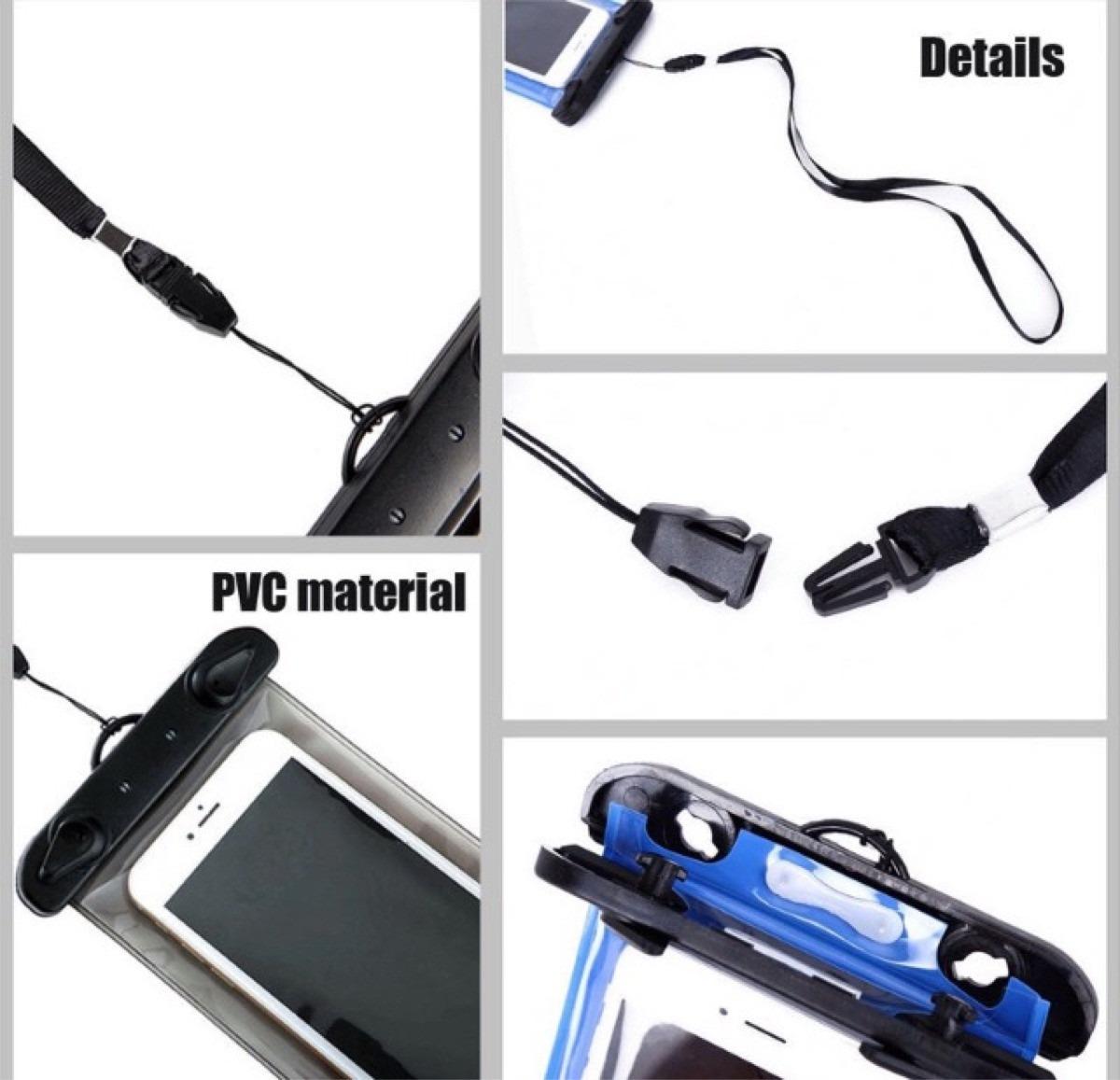 d588ce19999 funda acuatica p/ celulares iphone 5 5s iphone 6 6s iphone 4. Cargando zoom.