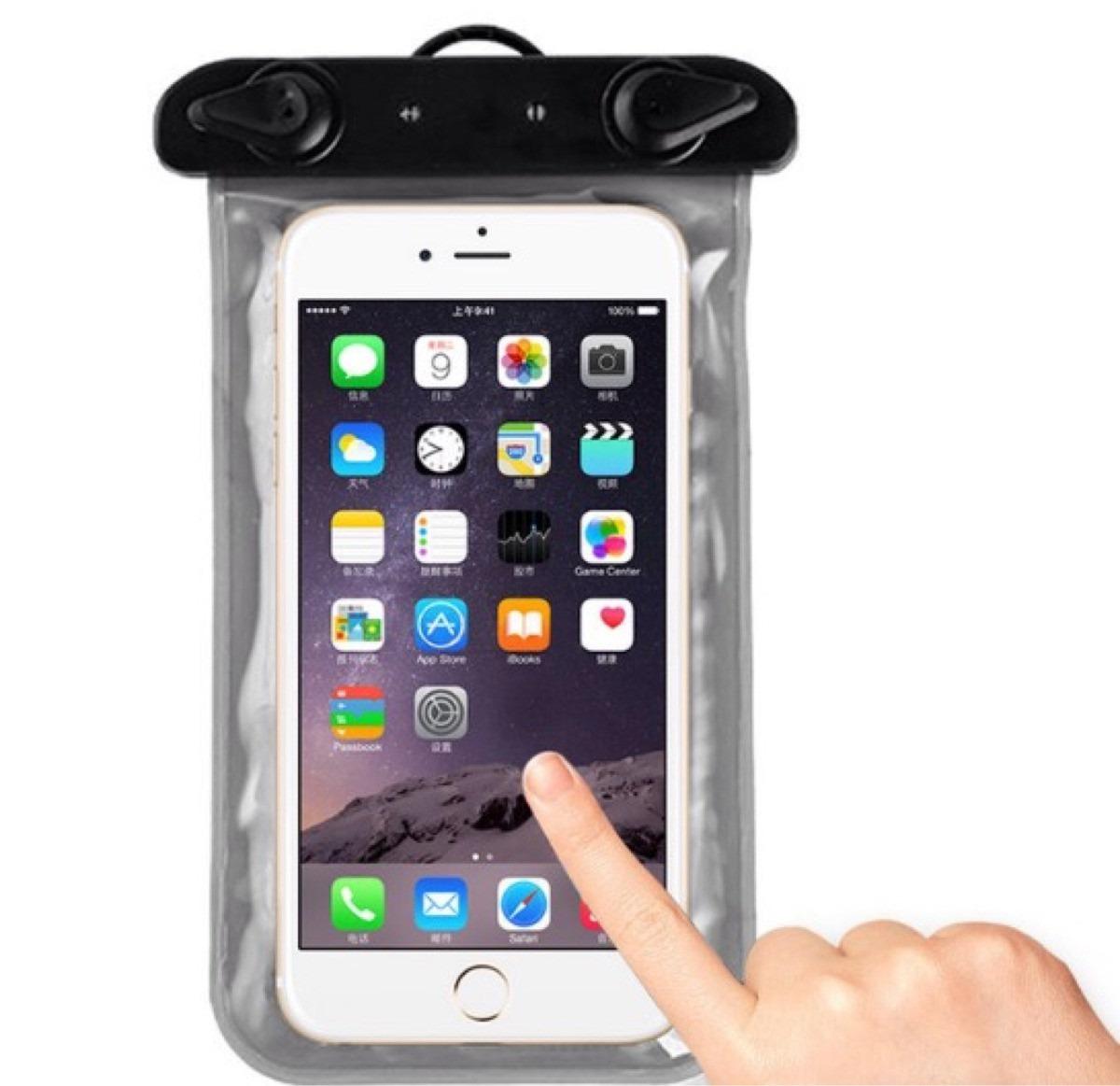 carcasa acuatica iphone 5s