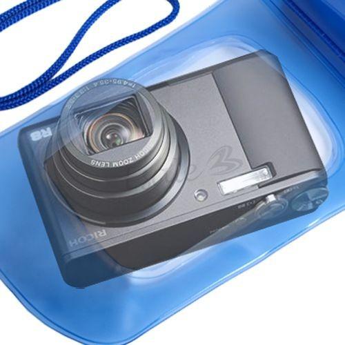 funda acuatica para camara digital , celular , camara reflex