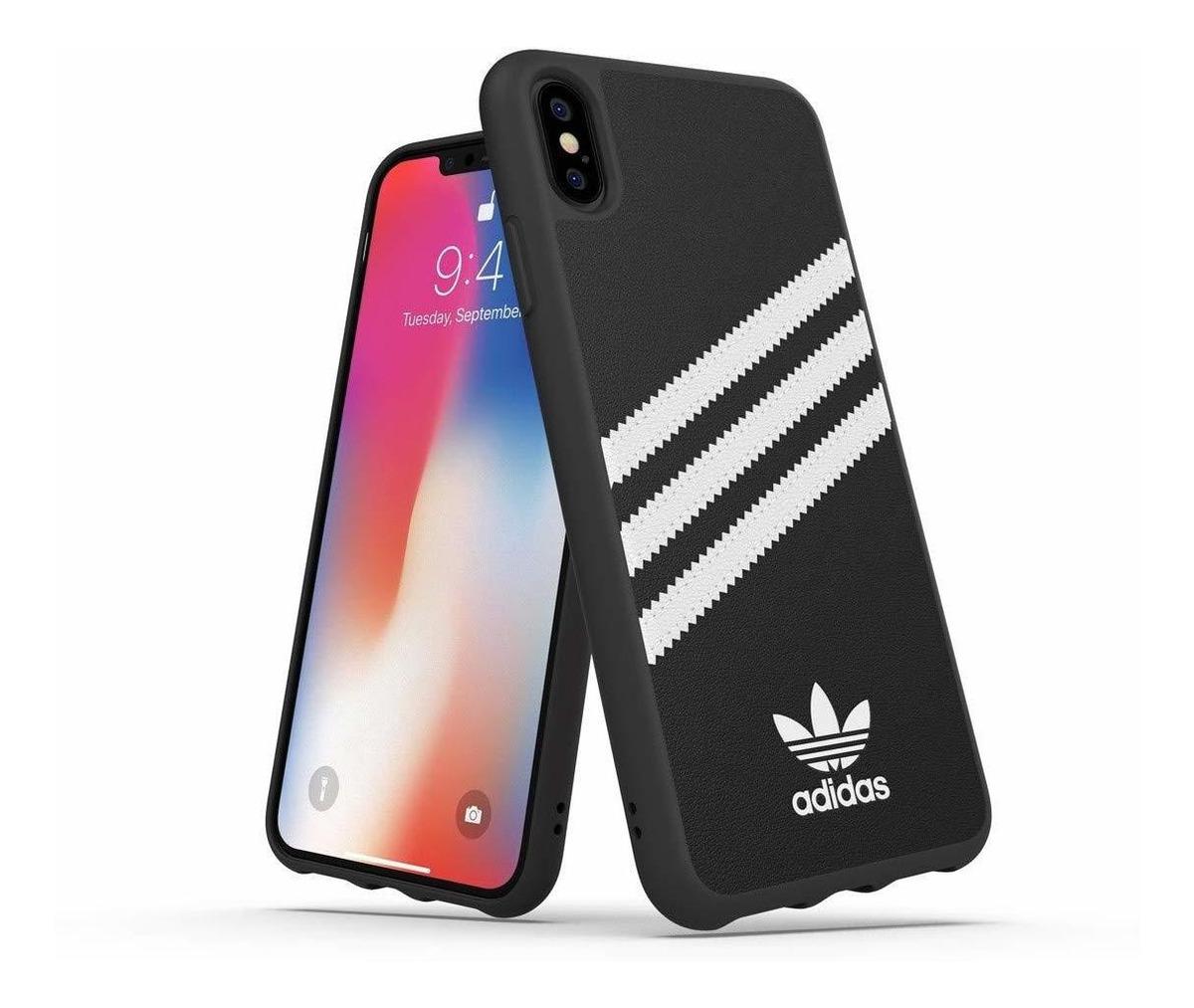 funda iphone xs max adidas