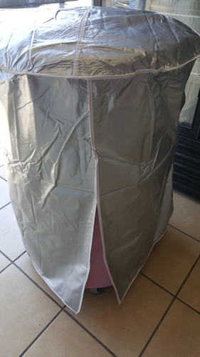 funda afelpada para lavadora redonda 10kg ge