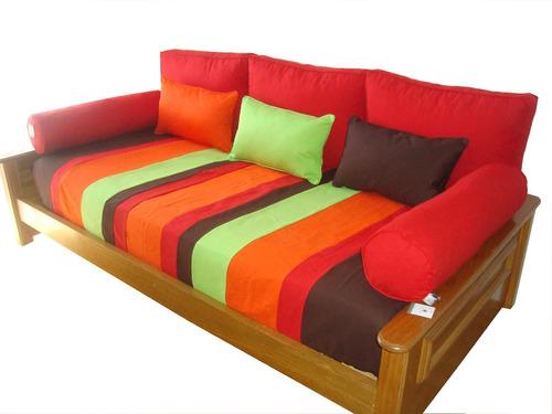funda ajustable combinada para colchon divan cama sillon