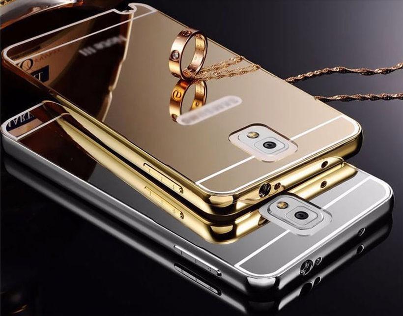 877feb27827 Funda Aluminio De Lujo Samsung Galaxy E7,j7,j5,s6,s5,note 5 - S/ 29 ...